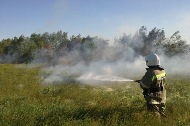 НаДону сохранится чрезвычайная пожароопасность