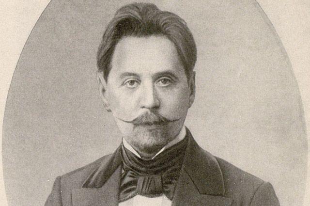 Иннокентий Анненский. 1900-е годы.
