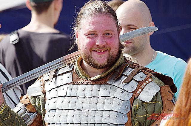 Состоится III Новосибирский городской фестиваль исторической реконструкции и боевого фехтования «Княжий Двор».