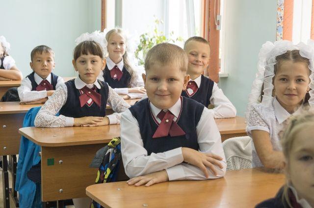 В 2017 году провели капремонт в 34 школах Тюменской области