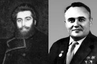 Архип Куинджи и Сергей Королёв.