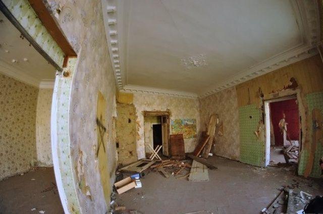 Дом Лермонтова хотят превратить в отель. © / Из личного архива Дарьи Васильевой