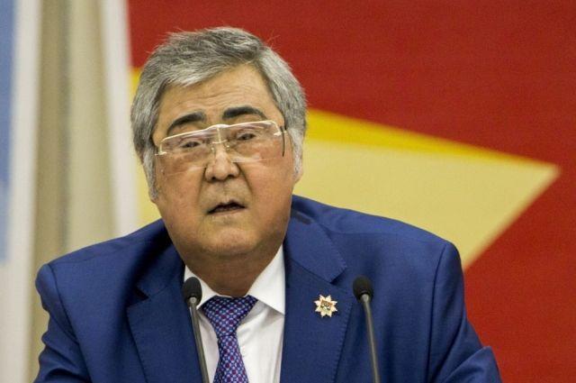 Тулеев впервые за 17 лет не примет участия в праздновании Дня шахтера.