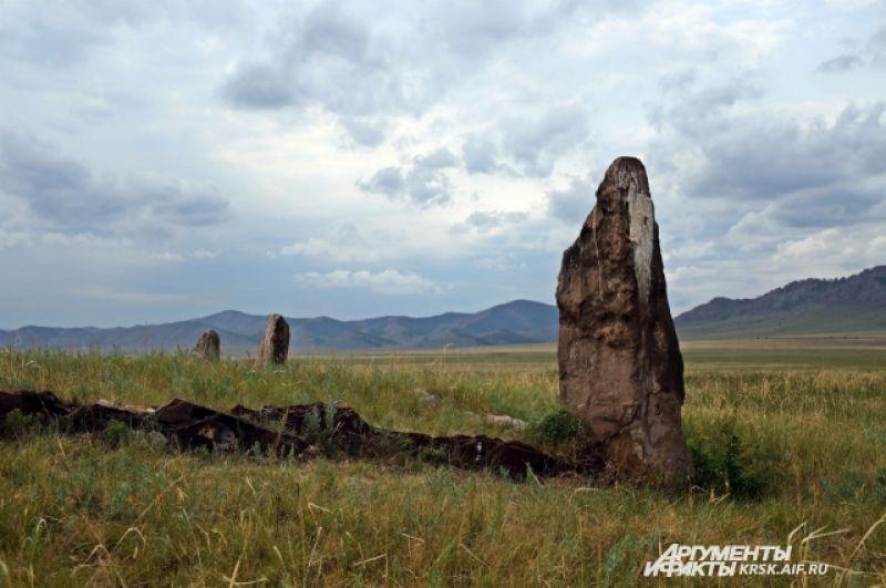 Долина Царей. Курганы хранят память веков.