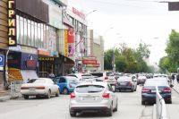 В центральной части города воздух больше загрязнен автомобильными выхлопами.