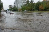 Сотрудники ГИБДД сообщают о сложных участках в городе.