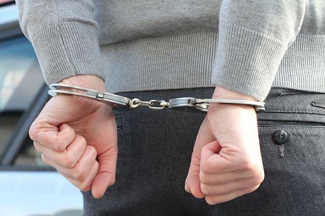 Подозреваемый в совершении преступления задержан.