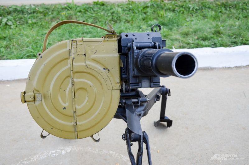 Гранатомет АГС-40 «Балкан».