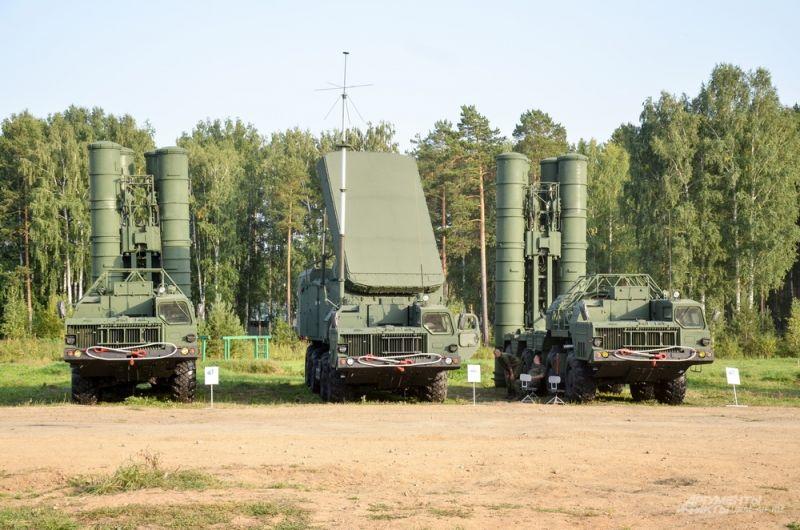 Зенитно-ракетные комплексы.
