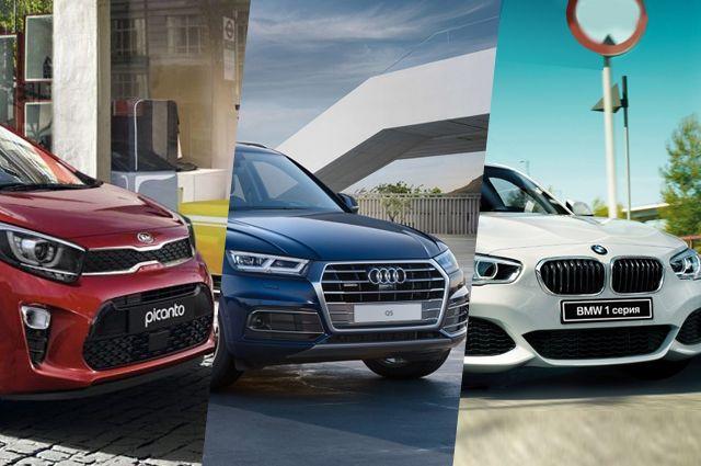 Рынок продаж автомобилей с пробегом растет в Тюменской области