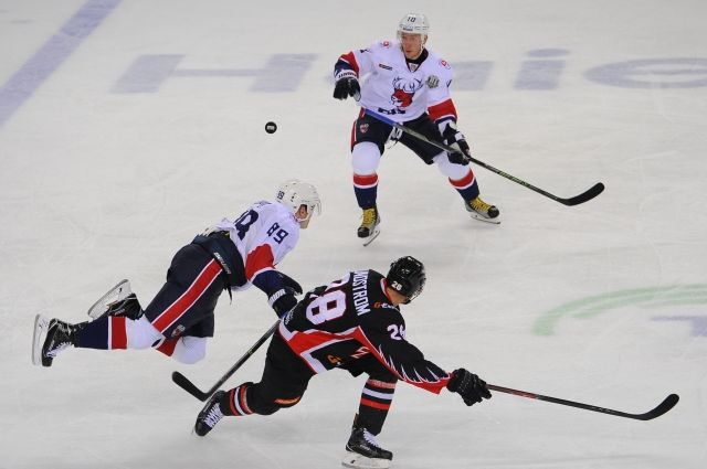 Омичи активно нападали и сумели в итоге обыграть соперника.
