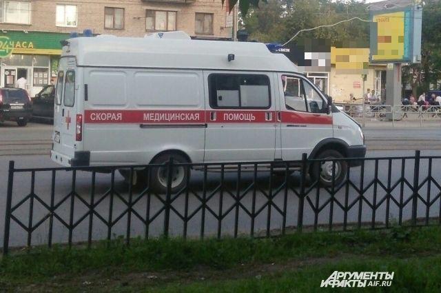 Два человека получили травмы и один погиб в аварии в Чите.