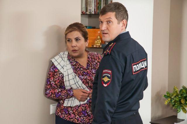 Мария Федункив (слева) прославилась после того, как исполнила роль мамы Коляна.