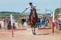 Фестиваль казачьей культуры «Благовест» прошел в Тюмени