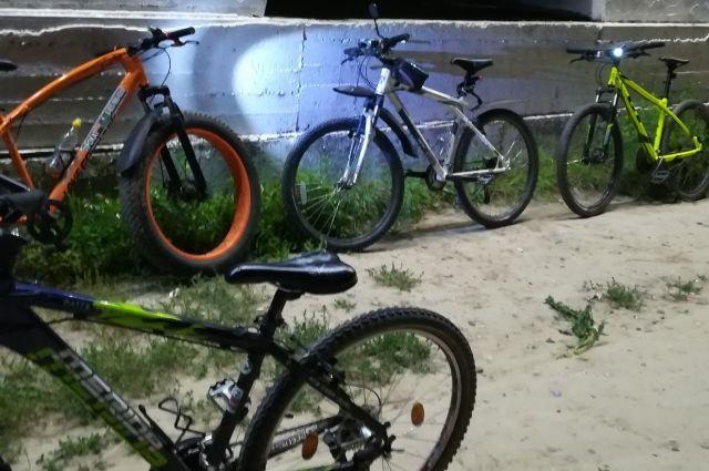 Тюменскому похитителю велосипедов грозит до пяти лет тюрьмы