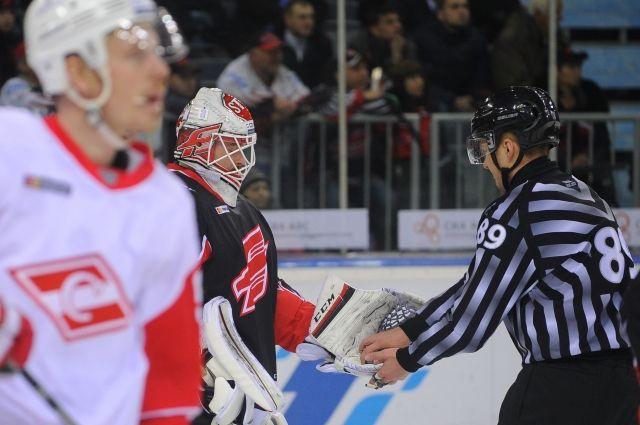 Омичи и хоккеисты из Москвы обычно показывают зрелищный хоккей в очных встречах.