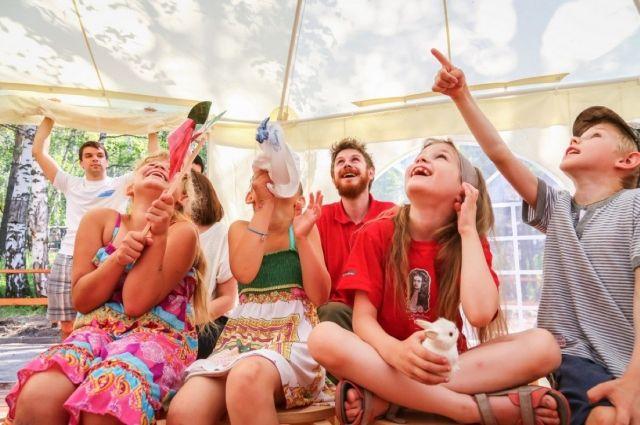 В «Ребячьей республике» пройдет ежегодный фестиваль вожатых и педагогов