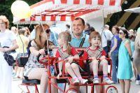 Омские семьи приглашают на соревнования.