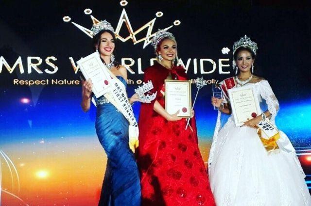 Красноярку смогла обойти представительница Эстонии, которая и стала победительницей конкурса.
