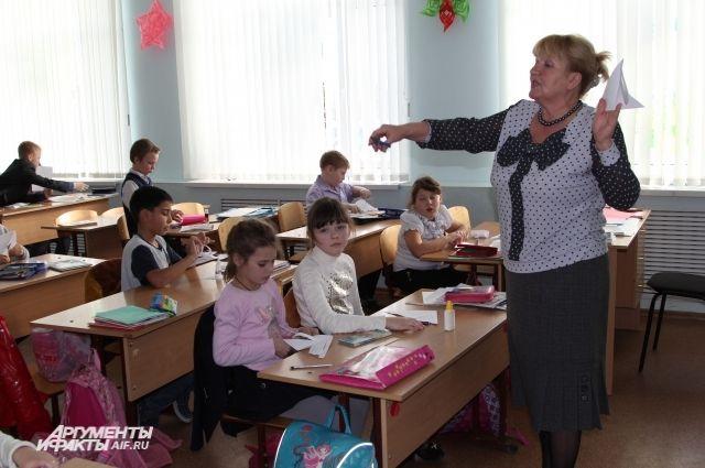 В новом учебном году за парты сядут 332 тыс. детей.