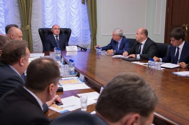 Развитием легкой индустрии  наЮжном Урале займутся заграничные  партнеры