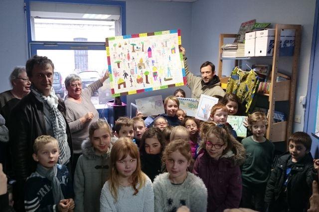Во французском детском саду ученики чаще занимаются творчеством, а не играют в куклы и машинки.