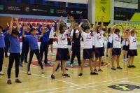 Проект выполняется в рамках социальной программы «Газпром» — детям».