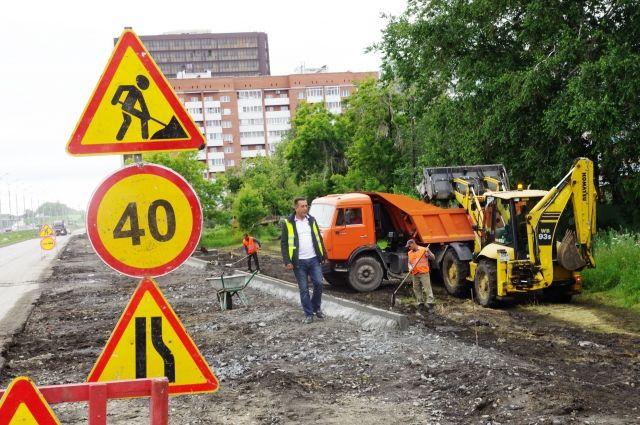 Работы будут проводиться в рамках проекта «Безопасные и качественные дороги».