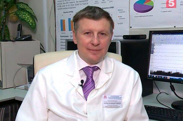 Михаил Полуэктов.