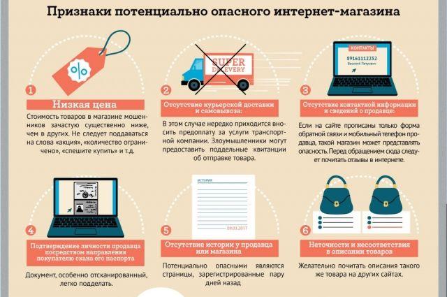 Жительница Губкинского стала жертвой интернет-мошенников