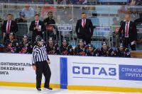 Матч проходил на «Арене-Омск».