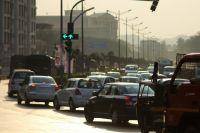 В ГИБДД напомнили автомобилистам о необходимости соблюдать ПДД.