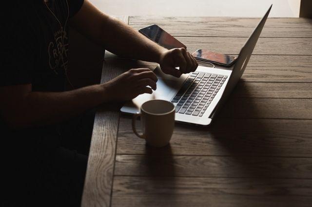 Развитие цифровых технологий позволяет некоторые специальности перевести на удалённую работу.