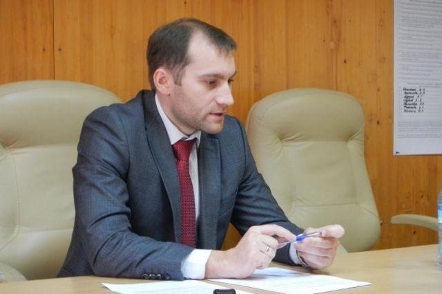 Александр Плаксин работает в ведомстве с 2014 года.