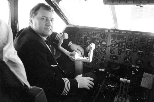 Стать настоящим летчиком непросто.