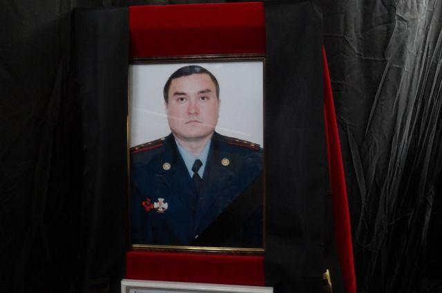 Эдуард Илларионов погиб в результате пожара на Пороховом заводе.