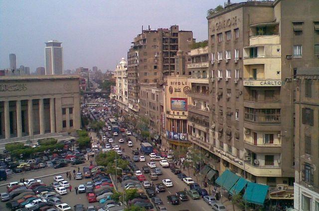 ВЕгипте автобус упал сэстакады, неменее 10 погибших