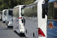 По 2-3 дополнительных автобуса появится на городских маршрутах.