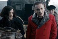Олег Меньшиков в роли следователя Якова Гуро расследует безобразия, творящиеся в Диканьке.
