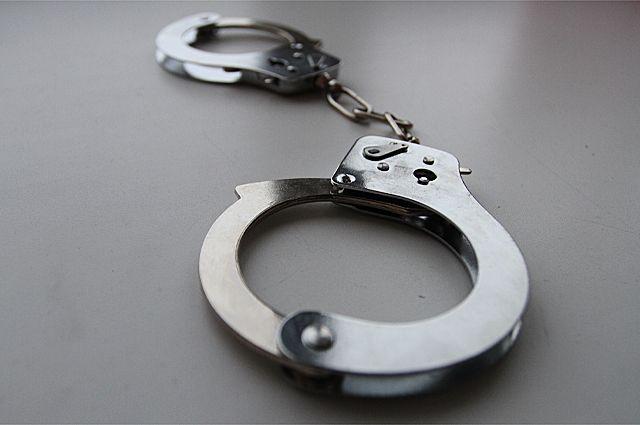 По ходатайству следователя преступника заключили под стражу.