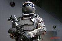 Концепт индивидуальной экипировки пехотинца поколения 4+ от ЦНИИ точного машиностроения.