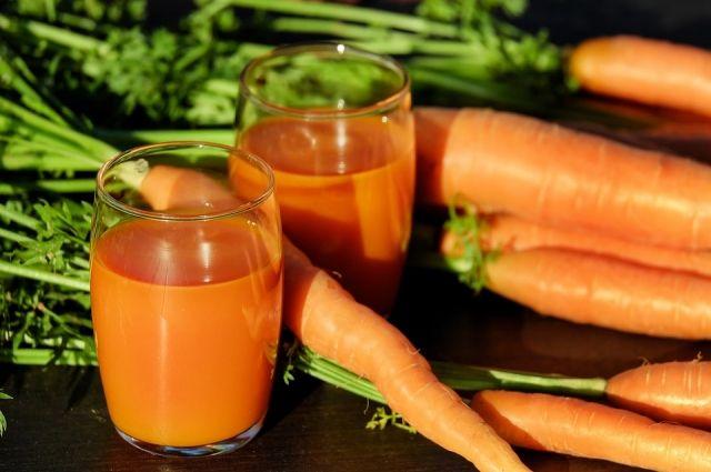 Гвоздем программы по традиции станет благотворительная продажа морковного сока.