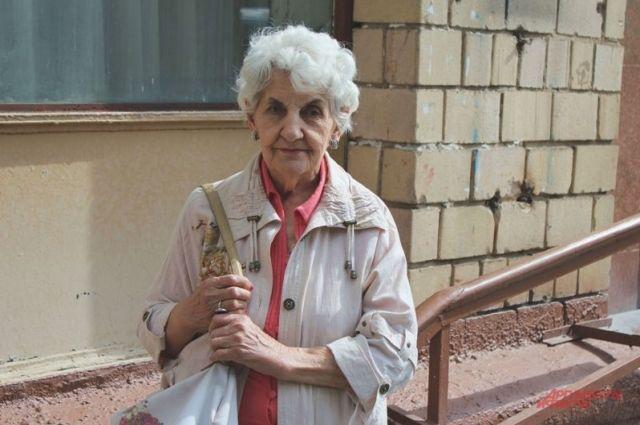 Жанна Петровна Иванян.
