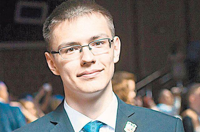 Руслан Котляров.