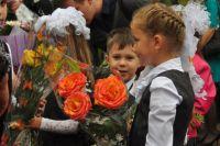 В этом году в школы пойдёт больше детей, чем в прошлом.