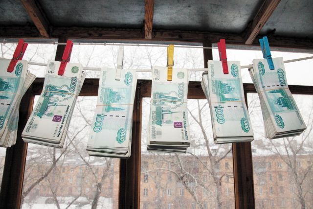 В Новом Уренгое кто-то расплатился тысячей, распечатанной на принтере