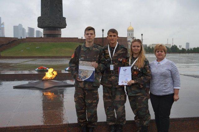 Пензенские школьники были отмечены в номинации «Гражданские инициативы».