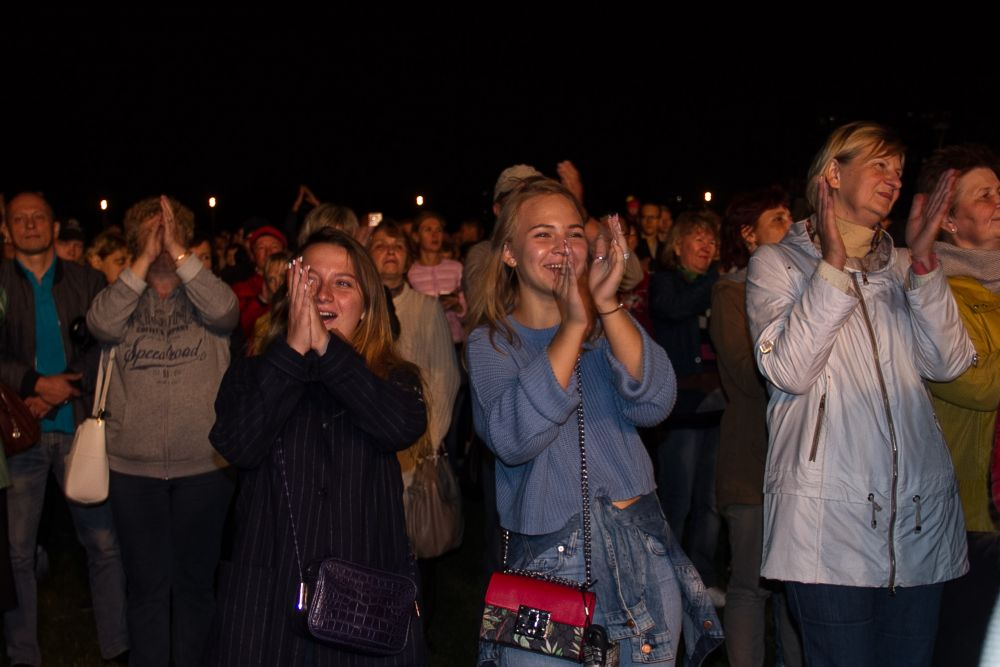 Праздник песни собрал у Чаши тысячи казанцев.