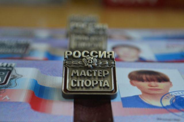 В Пуровском районе мастеров спорта стало больше