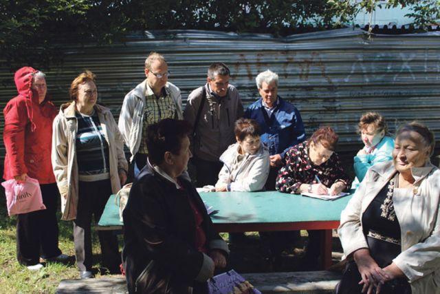 Жильцы дома на ул. Чернышевского, 10 оказались злостными неплательщиками помимо своей воли.